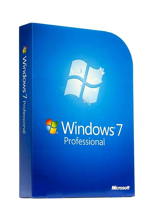 microsoft windows 7 professional cd
