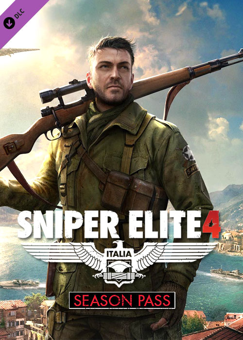 Image result for Sniper Elite 4 cover pc