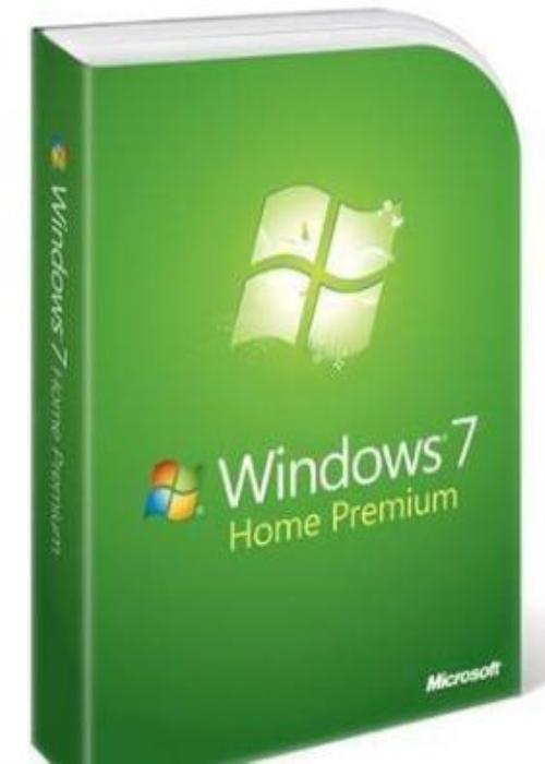 Image of Microsoft Windows 7 Home Premium OEM CD Key Global