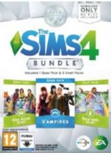 SCDKey.com, The Sims 4 Bundle 4 DLC Origin CD Key