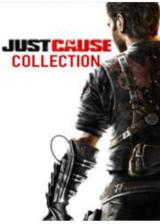 SCDKey.com, Just Cause Collection Steam CD Key