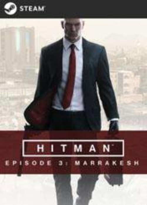 Hitman Episode 3 Marrakesh Steam CD Key