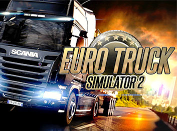 SCDKey.com, Euro Truck Simulator 2 Steam CD Key