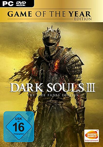Dark Souls 3 The Fire Fades - Game of The Year Edition Steam CD Key