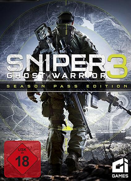 Sniper Ghost Warrior 3 - Season Pass Edition Steam CD Key Global