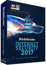 SCDKey.com, Bitdefender Internet Security 2017 1 PC 1 Year GLOBAL