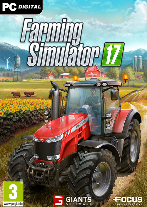 Farming Simulator 17 GIANTS CD Key Global 1604
