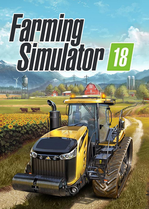 Farming Simulator 18 GIANTS CD Key Global 1644