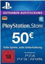 SCDKey.com, Play Station Network 50 EUR DE