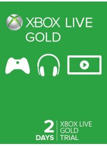 xbox-live-gold-2-days-trial-code