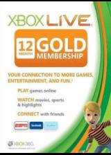 SCDKey.com, Xbox Live 12 Months Gold Membership Card EU