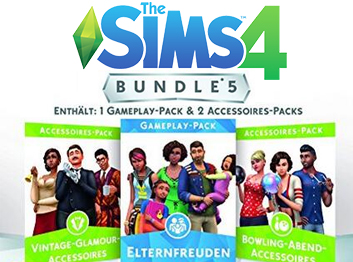 SCDKey.com, The Sims 4 Bundle Pack 5 Dlc Origin CD Key