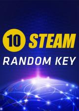 SCDKey.com, 10 Steam Random Keys Global