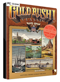 GOLD RUSH CLASSIC Steam CD Key