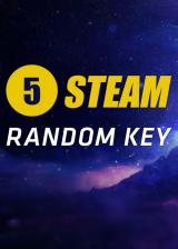 SCDKey.com, 5 Steam Random Keys Global