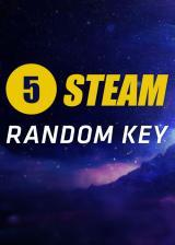 SCDKey.com, 5 Steam Random Keys Global