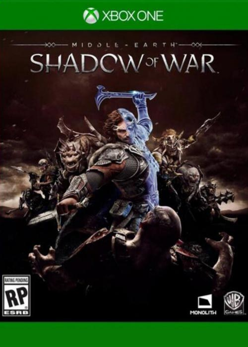 Middle Earth Shadow Of War Standard Xbox Key Global