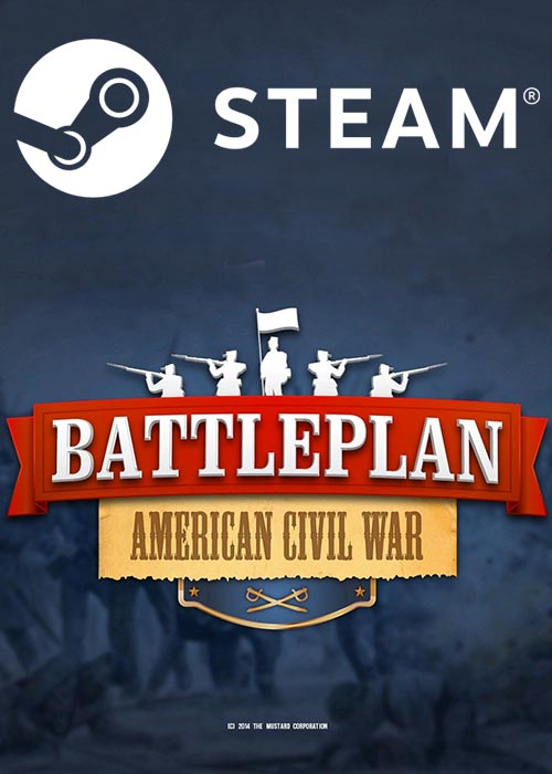 Battleplan American Civil War Steam CD Key
