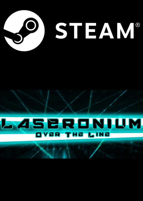 Laseronium Over The Line Steam Key Global