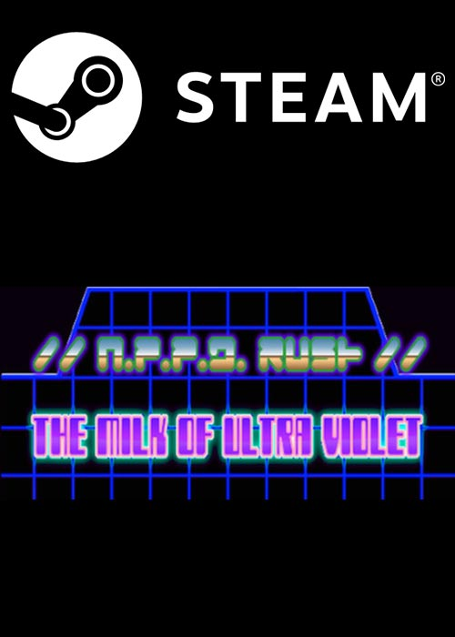 NPPD RUSH The Milk Of Ultra Violet Steam CD Key