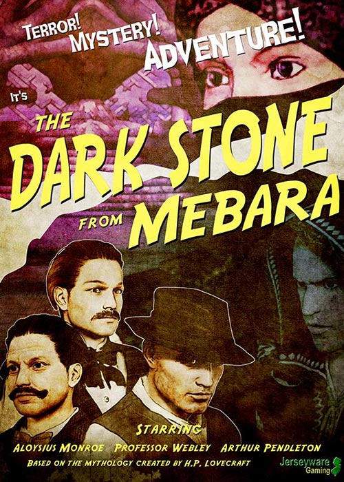 The Dark Stone From Mebara Steam CD Key