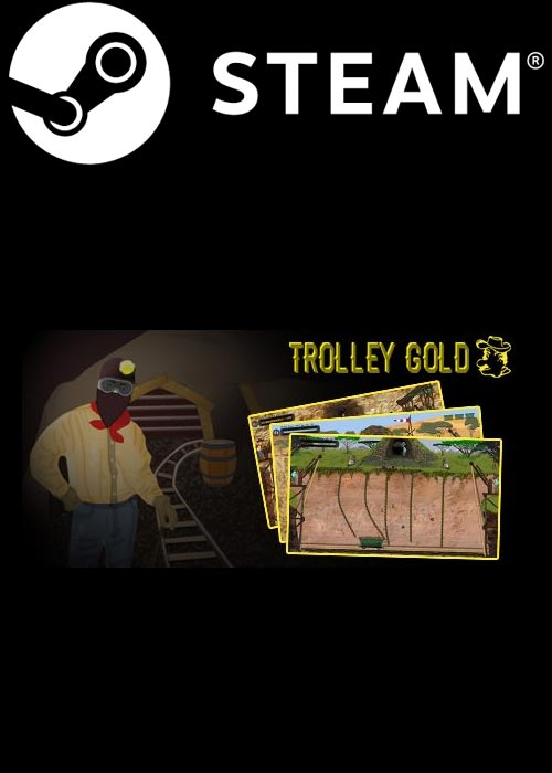 Trolley Gold Steam Key Global