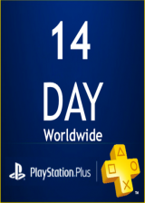 SCDKey.com, PlayStation PSN Plus Card 14 Days UK (PS4 Only)