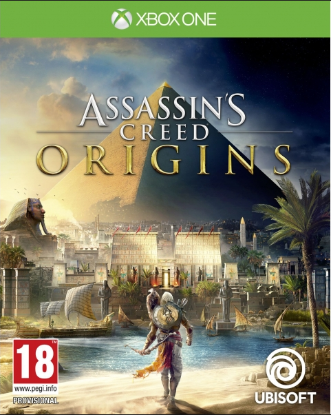 Assassin's Creed Origins Xbox One Key Global