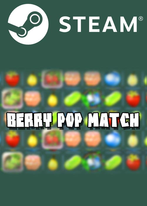 Berry Pop Match Steam Key Global
