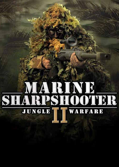 Marine Sharpshooter II Jungle Warfare Steam CD Key
