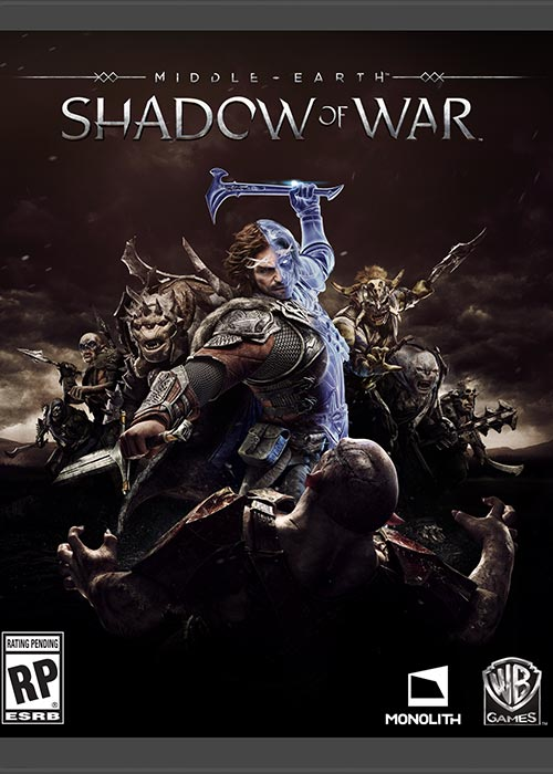Middle Earth Shadow Of War Standard Steam Key Global PC