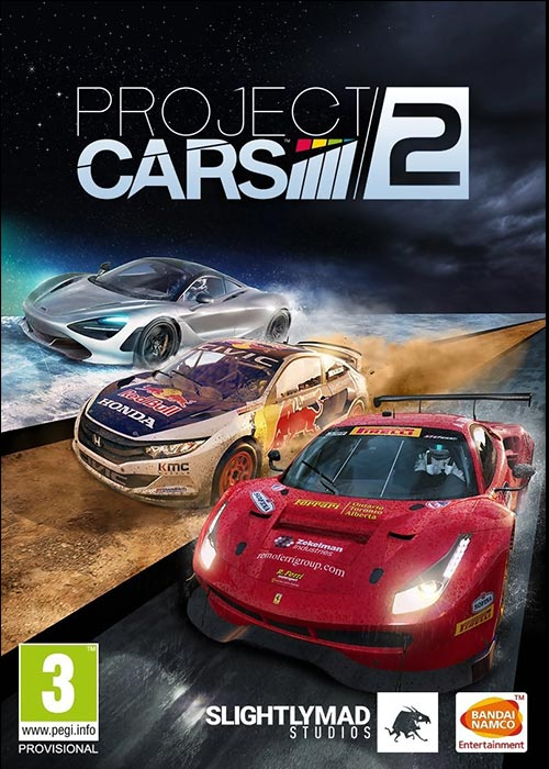Project Cars 2 Steam Key Global PC