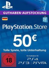 SCDKey.com, Play Station Network 50 EUR DE