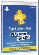 SCDKey.com, Playstation Plus 90 Days DE