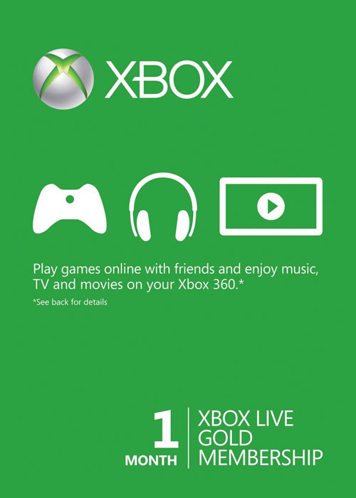 xbox-1-month-gold-membership