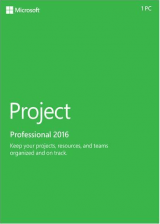 SCDKey.com, Project Professional 2016 Key Global