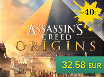 SCDKey.com, Assassin's Creed Origins Uplay CD Key EU
