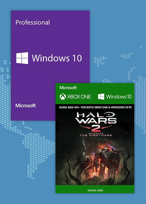 Halo Wars 2 Xbox One Windows 10 u. Windows 10 Pro