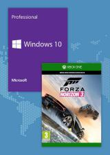 SCDKey.com, Forza Horizon 3 + Microsoft Windows 10 Pro OEM CD Key Pack