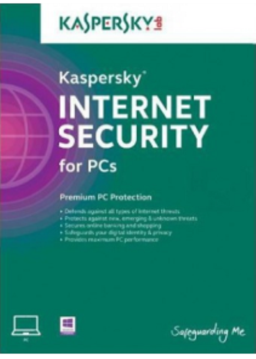 Kaspersky Internet Security 1 PC 6 Months Global Key