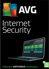 Official AVG Internet Security 2017 1 PC 1 YEAR Global