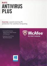 Official McAfee Antivirus 3 PC 1 YEAR Global