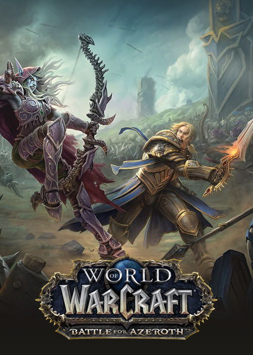 World Of Warcraft Battle For Azeroth Expansion Key EU