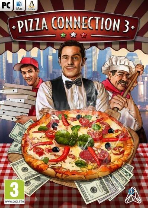 Pizza Connection 3 Steam CD Key Global