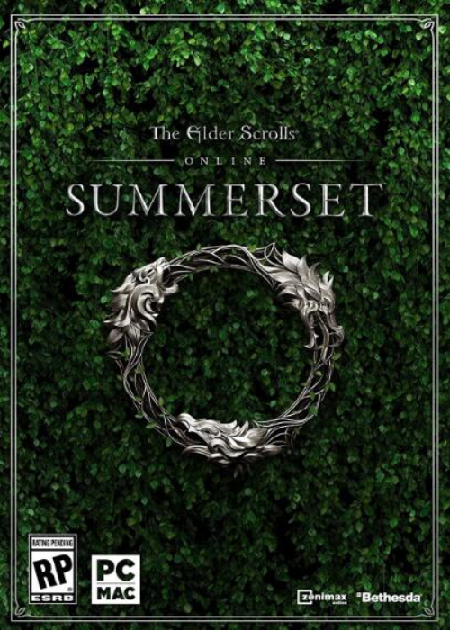 The Elder Scrolls Online Summerset Upgrade The Elder Scrolls Online Key Global