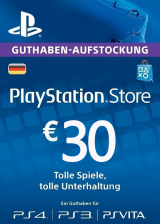 SCDKey.com, Play Station Network 30 EUR DE