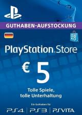 SCDKey.com, Play Station Network 5 EUR DE