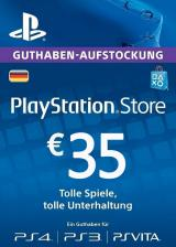 SCDKey.com, Play Station Network 35 EUR DE