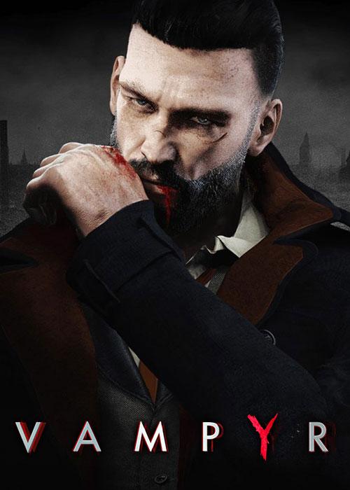 vampyr-steam-key