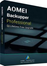 Official AOMEI Backupper Professional + Free Lifetime Upgrades Key Global